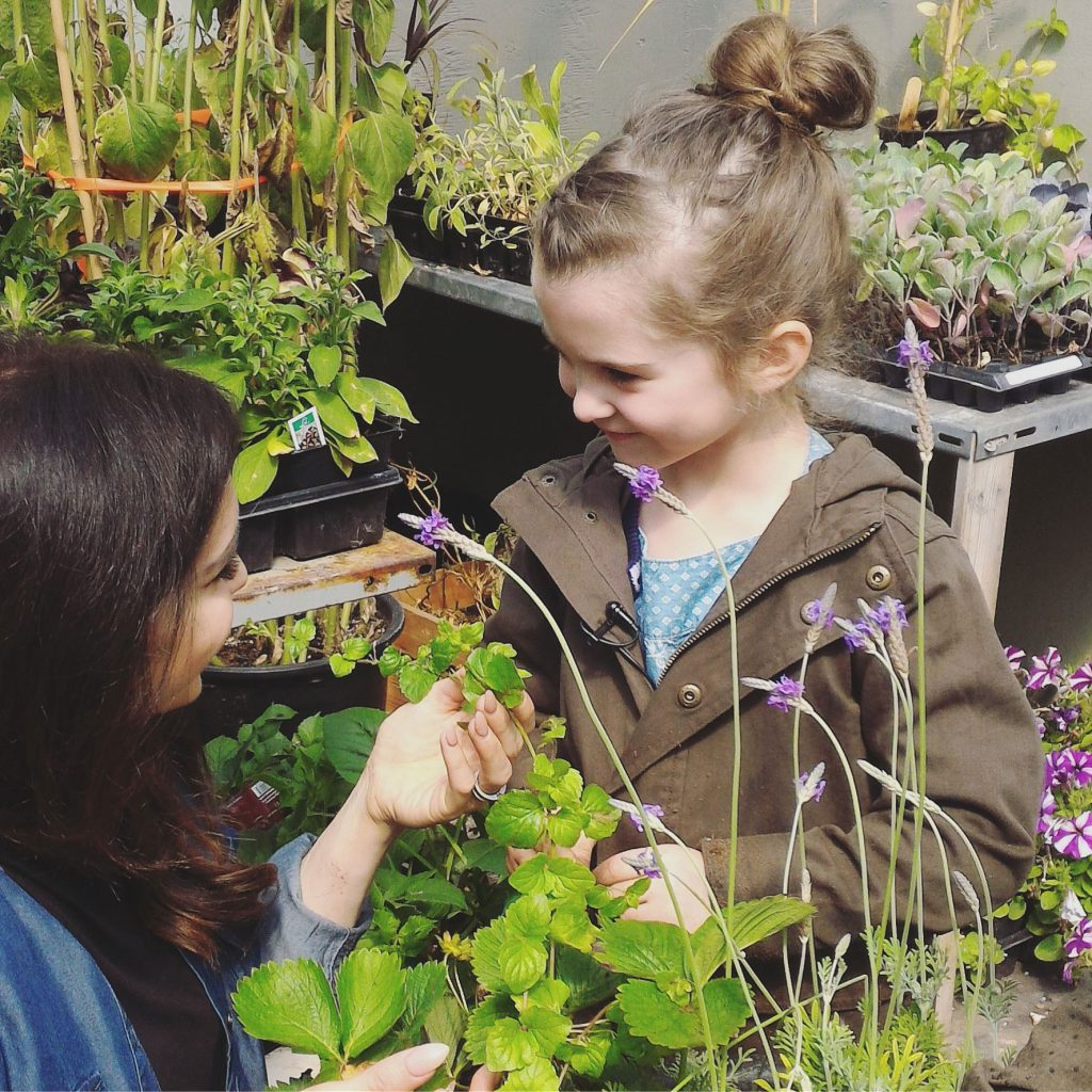 Exploring the Senses at Birchwood Meadows