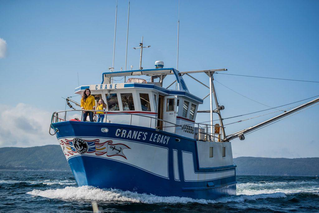 Crane's Legacy Adventure Boat