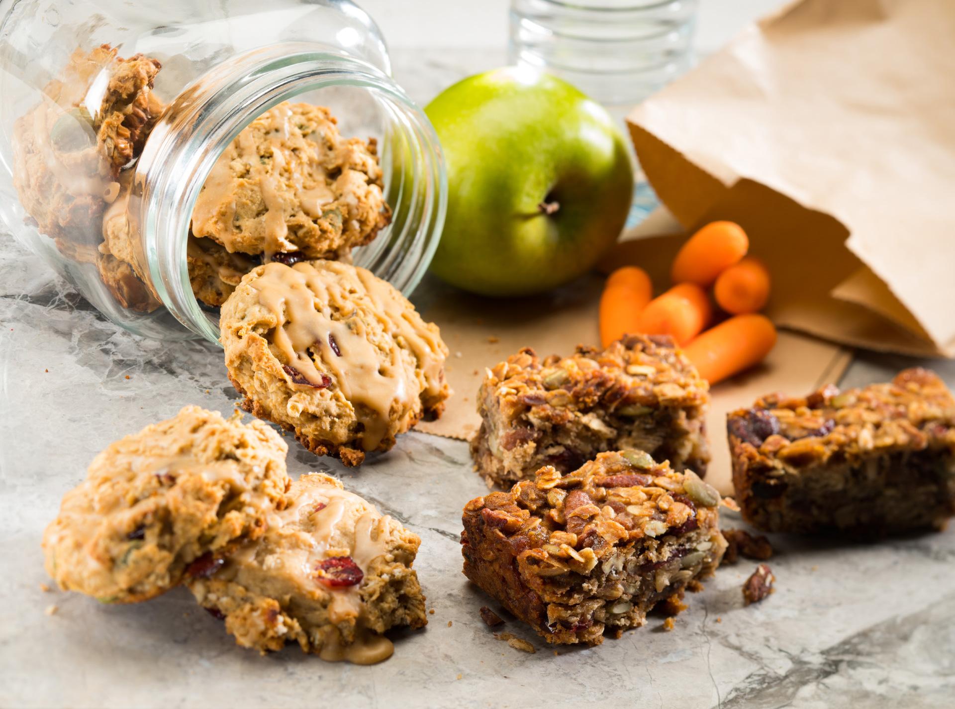 Pulse Cookies & Bars