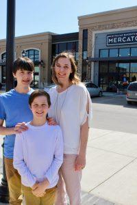 Cafe Mercato Family Portrait