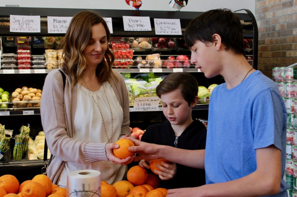 Oranges Cafe Mercato