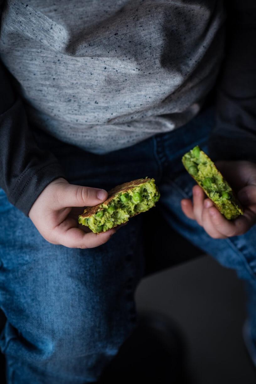 Green Critter Fritters