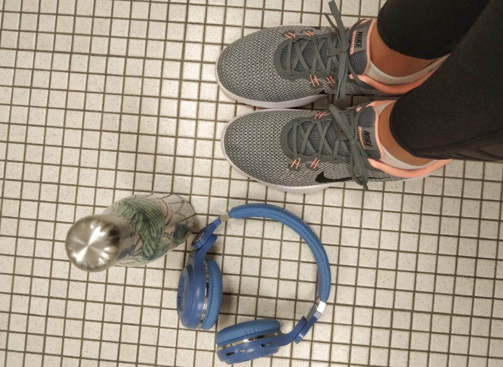 Workout Deanne Ferguson selfcare