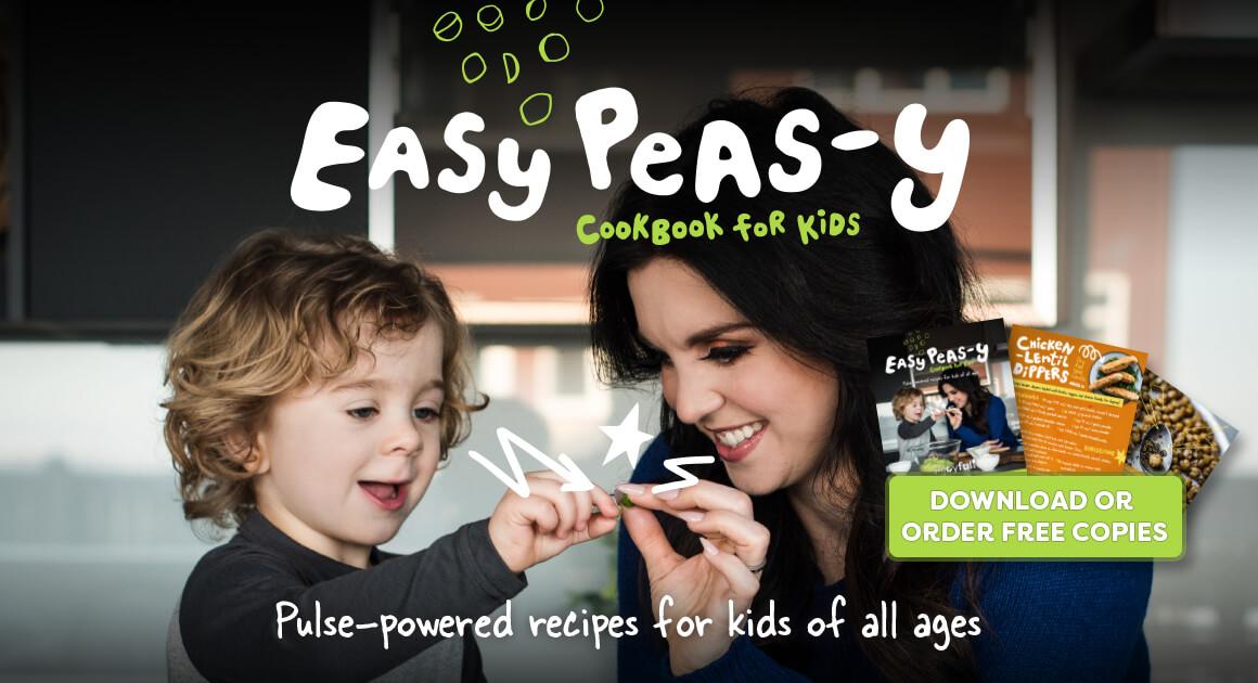Easy Peas-y Download Banner