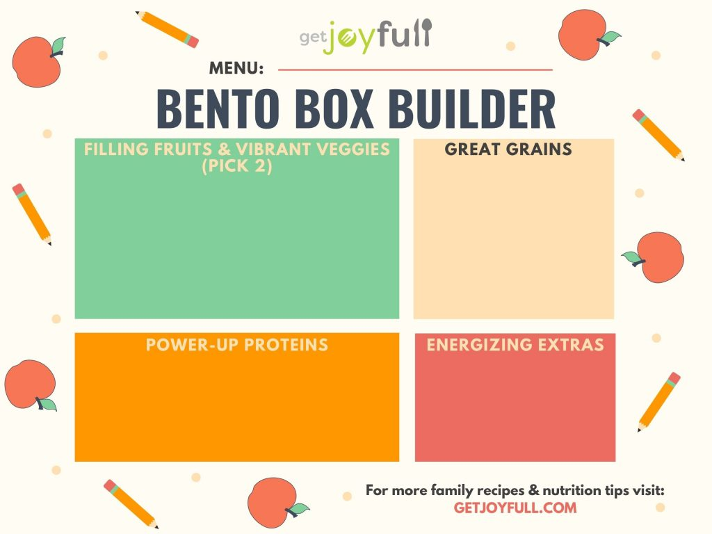 Blank Template Bento Box Builder