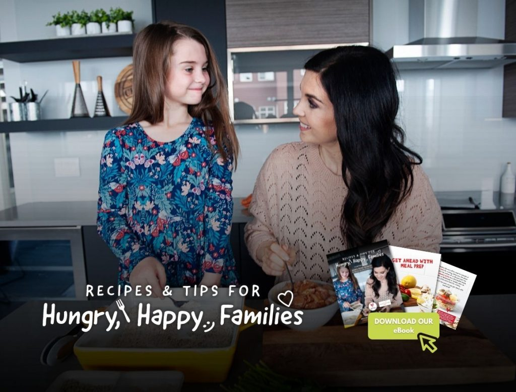 Hungry Happy Families Promo