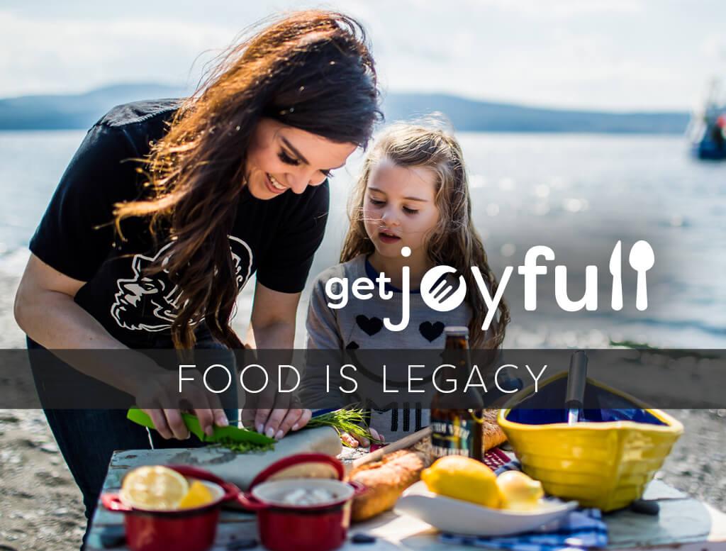 Food is Legacy
