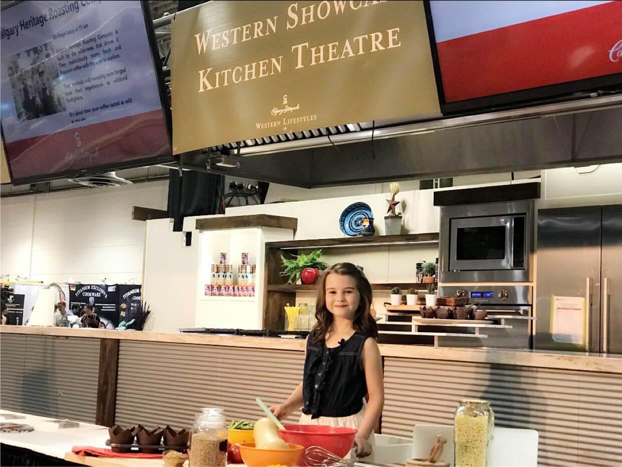 Cela at Western Showcase Kitchen Theatre